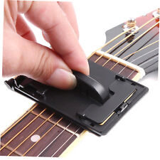Guitar Bass Strings Scrubber Fretboard Cleaner Instrument Body Cleaning Tool FN