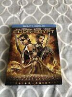 Gods Of Egypt Blu Ray