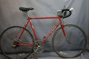 "Schwinn 1985 Le Tour Vintage Touring Road Bike 59cm Large 27"" Steel US Charity!!"