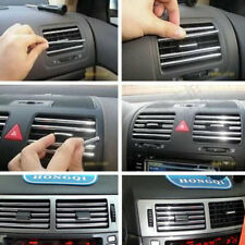 1 M Decoration Strip Car Air Conditioning Tuyeres Stickers Car-Styling