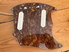 More details for fender squier vintage modified mustang loaded aged scratchplate duncan pickups