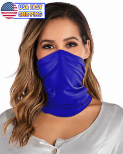 Cooling Neck Gaitor Multi 20 in 1 Headgear Face Mask Headwear Face Covering