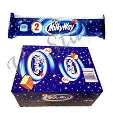 MILKY WAY CHOCOLATE 24 X 43 g CHOCOLATE BARS FULL BOX ORIGINAL