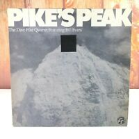 Pike's Peak Vinyl LP Record Bill Evans Dave Pike Quartet RI Vinyl NM Sleeve G-