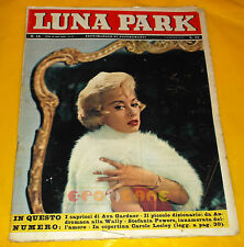 LUNA PARK 1963 n. 14 Carole Lesley, Stefania Powers