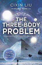 The Three-Body Problem by Cixin Liu; Ken Liu Book | NEW Free Post AU