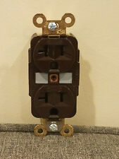 HUBBELL - HBL5362 Duplex Receptacle - 2 Pole 3 Wire 20A 125V