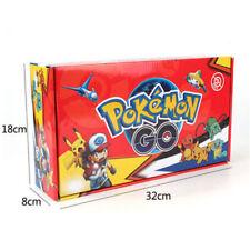 2.8'' 8Pcs Pokeball Ball set Pokemon GO Action Figures Christmas Toy Gift UK