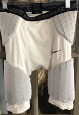 Nike Pro Combat Boys Football Padded Compression Shorts Medium