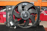 MERCEDES C CLASS W203 C180 COUPE ENGINE COOLING FAN A2035000293 / 2035000093