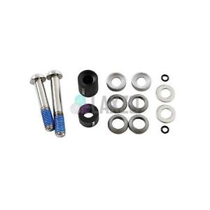 Avid Post Spacer Set 20 S Front 180/Rear 160 + Caliper Mounting Bolts CPS & STD