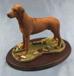 rhodesian ridgeback dog figur hund Naturecraft hundefigur tierfigur
