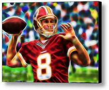 Framed Magical Washington Redskins Kirk Cousins 9X11 Art Print Limited Edition