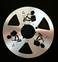 Righteous Reels 10.5 inch Metal Audio Tape Reel to Reel Made In USA FreeShipping