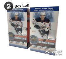 2017-18 Upper Deck Series 2 Hockey Blaster (2 Box Lot!)