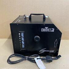 Chauvet lighting HHAZE3D Hurricane HAZE 3d Dmx Hazer machine, club dj disco