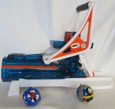 Hot Wheels Ballistiks Combat Cannon Superman Vehicle Launcher Mattel Cars Ball