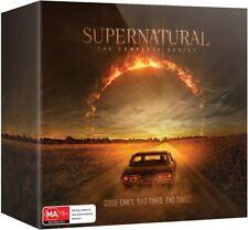 Supernatural   Complete Series - DVD Region 4