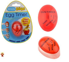 Egg Perfect Color Changing minuterie Yummy Soft Hard boiled eggs Cuisine Cuisine