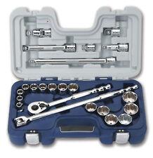 """23pc 1/2""""Dr Basic Tool Set 3/8""""-1-1/4""""Supertorque®Sockets & Dr Tools 50609"""