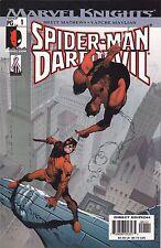 MARVEL KNIGHTS SPIDER-MAN DAREDEVIL #1 / 2003 / BRETT MATTHEWS / MARVEL COMICS