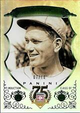 2014 Panini Hall Of Fame Green Frame Green #25 Dizzy Dean #07/10