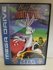 Bugs Bunny in Double Trouble Sega Megadrive NEW
