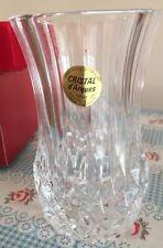 France Vase Clear Glass
