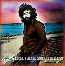 Jerry Garcia - Pacific High (NEW CD)
