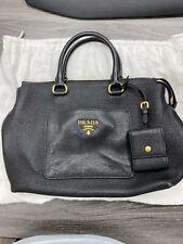 Authentic PRADA BR4393 2way Handbag leather[Used]