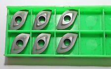 6 unités PLAQUETTES DE COUPE Hitachi WH20 zcew150ce plaquettes