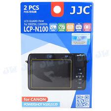 JJC LCD Guard Film Camera Screen Display Protector For Canon Powershot N100 S120