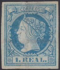 Spagna Spagna 55 1860 - 1861 Isabel II