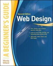 Web Design: A Beginner's Guide Second Edition, Willard, Wendy, Good Book