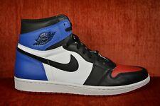 WORN ONCE Nike Air Jordan Retro 1 High OG Top 3 Size 11 White 555088 026