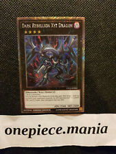 Yu-gi-oh! Dark Rebellion Xyz Dragon CT12-EN002
