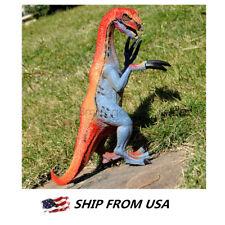 Jurassic Therizinosaurus Figure Realistic Dinosaur Model Kids Birthday Toy Gifts