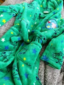 Peppa pig dressing gown 4-5