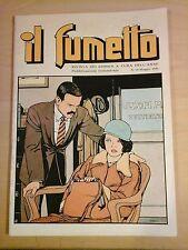 IL FUMETTO rivista ANAF N.14/1981 vittorio giardino dickie dare pinocchio
