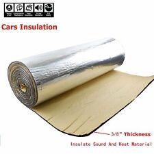 Heat Proofing Sound Deadener Soundproof, Automotive Insulation 60