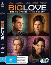 Big Love: Season 3 - Jeanne Tripplehorn NEW R4 DVD