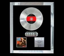 BILLY IDOL REBEL YELL MULTI (GOLD) CD PLATINUM DISC FREE POSTAGE!!
