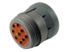 Deutsch HD16-9-96S HD10 Series 9 Pin Female Cable Receptacle Lock Connector