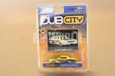 JADA DUB CITY 1970 CHEVY MONTE CARLO DIECAST MODEL  1/64 *NEW*  #MB6