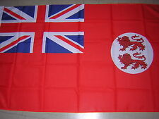Pre 1960 British Empire British Cyprus Flag Red Civil Ensign 3X5ft GB UK EIIR