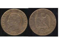 5 centimes NAPOLEON III 1854 B  ( 4 )