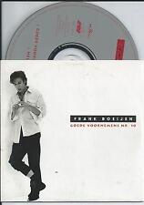FRANK BOEIJEN - Goede voornemens nr. 10 CD SINGLE 2TR CARDSLEEVE 1993 Holland