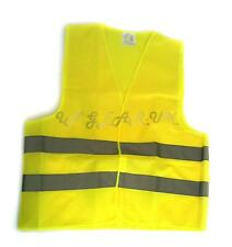 Hi-Viz hi viz Vest reflective safety running bike safety visibility hi vis Large