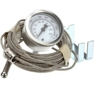 Hobart 00-437041-00006 Genuine Oem Thermometer - Rinse - Gauges & Thermometers
