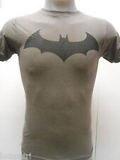 Mens Licensed Batman Gray Shirt New S